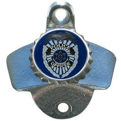 Siskiyou Sports Police Wall Mount Bottle Opener by Siskiyou Buckle Co., Inc.. $15.67. Durable cast metal design. Easy to mount. Functional bottle opener. Great for indoor or outdoor use. Great gift idea. Our Police Wall Mount Bottle Opener is a great addition for your deck, garage or bar to show off yourPolice pride.
