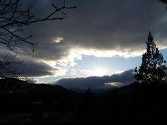 Dark Cloud with Light ~ William McCoy