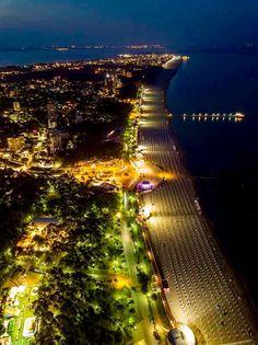 Letní dovolená v Itálii. Pobyty u moře. Ubytování v apartmánech, vilky, kempy, hotely, residence. Aktuální nabídka ubytování v Lignanu.