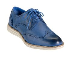 Photographed a pair of these for my first ever Instagram: Cole Haan LunarGrand Wingtip #shoes