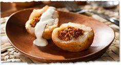 V&V Supremo® | Cuban Style Stuffed Potatoes | Recipes