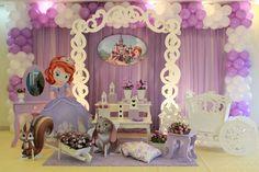 Princesinha Sofia - Muita Festa Decorações