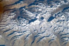 Cosmonaut returns from space with extraordinary image of Mt. Everest