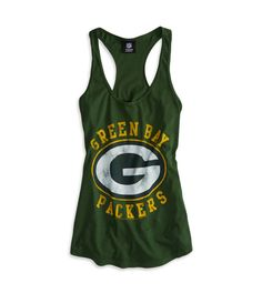 Green Bay Packers Vintage Tank