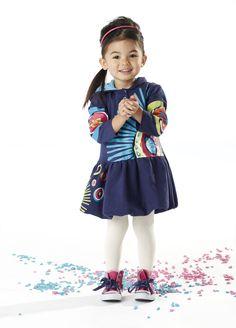 #UBS2_Barcelona fall-winter 2013 collection #childrenswear #kidsfashion , en CADENA Moda, de Burlada