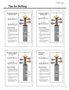 Orchestra Classroom Ideas: Exploring Shifting for String Orchestra - ready for purchase! Cello Sheet Music, Violin Music, Violin Art, Violin Drawing, Violin Tattoo, Teaching Orchestra, Teaching Music, Violin Lessons, Music Lessons