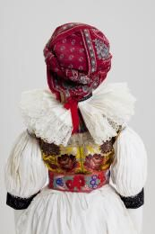 Folk Costume, Costumes, Lace Silk, Hana, Czech Republic, Traditional Dresses, Folklore, Globe, Embroidery