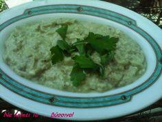 Μελιτζανοσαλάτα από το Να λείπει το ... βύσσινο! Appetisers, Guacamole, Ethnic Recipes, Food, Essen, Meals, Yemek, Eten