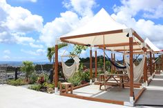 EARTH HAMMOCK CAFE, where you can fully enjoy the sky and the sea of Okinawa | Best information for your Okinawa Trip