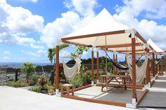 沖縄の空と海を大満喫できるEARTH HAMMOCK CAFÉ|沖縄CLIP