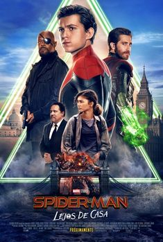 Watch Streaming Spider-Man: Far From Home : Summary Movies Peter Parker And His Friends Go On A Summer Trip To Europe. Freddie Stroma, Stephen Lang, Hugo Weaving, Nick Fury, Sylvester Stallone, Tessa Thompson, Secret Life Of Pets, Movies 2019, Imdb Movies