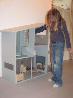 Maison de poupée design - Côté Guinguette
