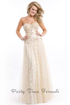 Party Time Formals 6504 :: Prom Gowns 2014