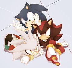those three hedgehogs