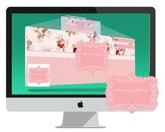 Quadro digital para porta de maternidade - Graça Layouts Design ,personalização e criação arte digital