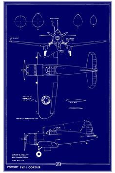 Artwall decor ww2 aircraft blueprints by 13westdesign etsy airplane blueprintidea for daddy set in a frame maybe even in blk wht malvernweather Gallery