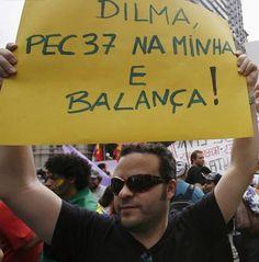 Se o presidente fosse o Serra, será que ele pediria também?