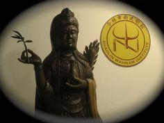In my Shaolin Kwoon in Frankfurt- Guanyin