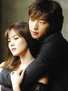 Rain dan Song Hye Kyo (Full House)