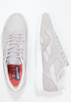 Reebok Classic CL NYLON X FACE - Baskets basses - intuition/kindness - ZALANDO.FR