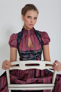 Beautiful dirndl dress http://www.oktoberfesthaus.com