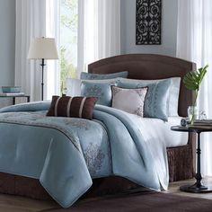Madison Park Brussel 7-piece Comforter Set - Overstock™ Shopping - Great Deals on Madison Park Comforter Sets