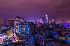 Saigon boxes Photo by Craig Hamnett - 2016 National Geographic Travel Photographer of the Year