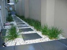 Image result for side of house walkway ideas
