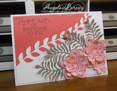 Angela Lorenz: PPA285 - Birthday Blooms - Botanical Builders