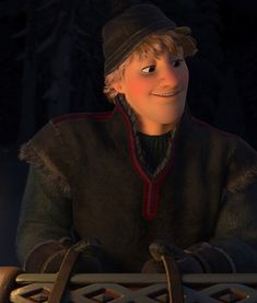 """Which 'Frozen' Character Are You?"" I got Kristoff! ""You are hardworking and kind, with a bigger heart than you sometimes let on. Once people get to know you, they always want to be your friend…or maybe something more! :)"""