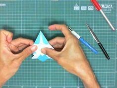 Origami - Tartaruga Marinha (Sea Turtle) - Stephen Weiss - YouTube