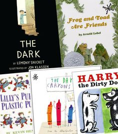 give the gift of reading: books for 4 to 8 year olds