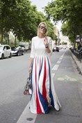 Stylish in Paris...