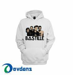 bastille dan hoodie
