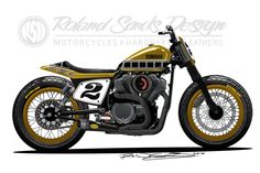 YAMAHA Custom Bolt C-Spec donated to True American Heroes Benefit Auction is a…