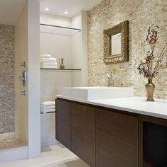 False Creek Condo - contemporary - bathroom - vancouver - Nigel Walker and Associates Inc
