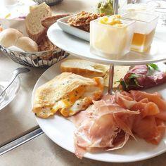 tifmys - Breakfast at Café Leopold, Vienna.