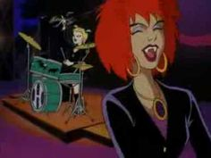 I loved the Hex Girls from Witch's Ghost.I always wanted to be the lead singer.  :)