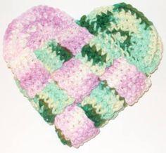 A Wreath For Valentine? · Crochet | CraftGossip.com