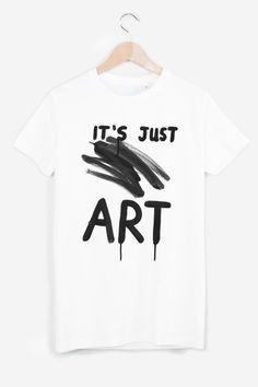 Its Just Art - tshirt £20