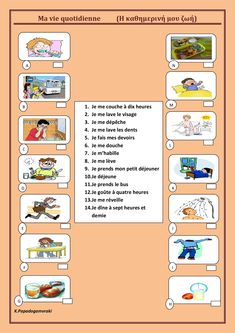 Photo French Expressions, Core French, French Class, French Language Lessons, French Lessons, French Worksheets, French Verbs, French Education, Grammar And Vocabulary