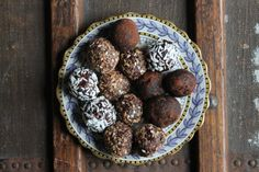 Beetroot chocolate protein balls are healthy, have veg in them and they're easy-to-make and easy-to-eat. Beetroot and chocolate go so well together.