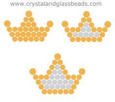 Various tiara designs