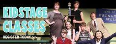 Village Theatre Kidstage - great youth program.