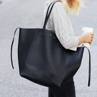 Grey and black outfit / style / fashion / celine Mode Chic, Mode Style, Look Fashion, Fashion Outfits, Womens Fashion, Workwear Fashion, Daily Fashion, Fashion Styles, Fashion Photo