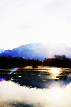 Lac de Thyez