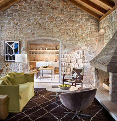 Starting to get the itch for a renovation project. Dalmatian CoastHouse - desire to inspire - desiretoinspire.net