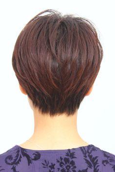 クールベリーショート | HAIR EG-O AMBER(ヘアーエゴアンバー)のヘアスタイル・髪型・ヘアカタログ - 楽天ビューティ