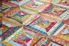 more string quilt love...in voile, even