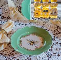 Honeybee party ideas.